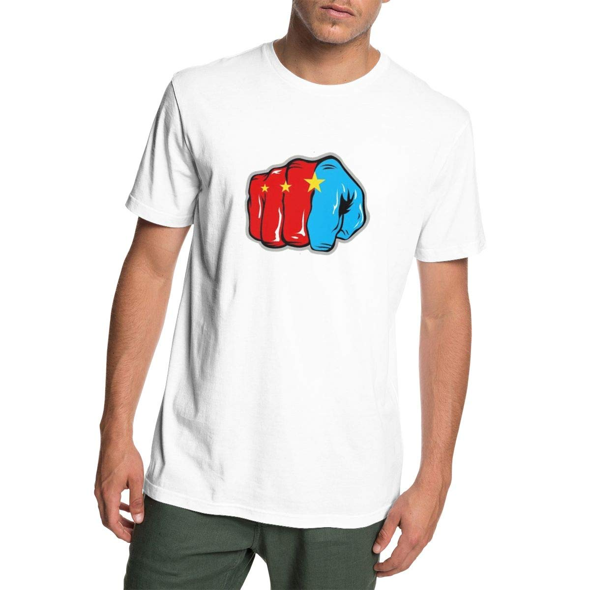 Novelty Pound For Pound Manny Pacquiao Game Logo Man Gym Shirts