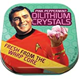 The Unemployed Philosophers Guild Star Trek Dilithium Crystal Mints - 1 Small Tin 1.75 x 1.75