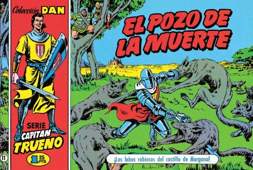 Descargar Libro El Capitán Trueno #3. El Pozo De La Muerte Víctor Mora