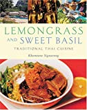 img - for Lemongrass and Sweet Basil: Traditional Thai Cuisine book / textbook / text book