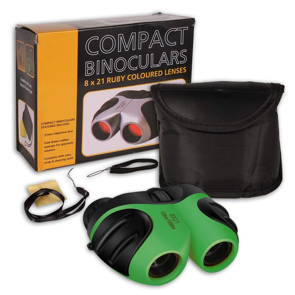 Mini Telescope for Bird Watching Best Gift for Boys /& Girls Aged 3-12 Honestptner Kids Binoculars,Upgraded Compact Shock Proof Binoculars for Kids