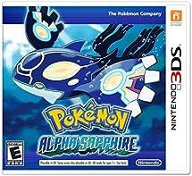 Amazon Com Pokemon Alpha Sapphire Nintendo 3ds Nintendo Of