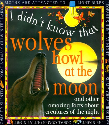 Wolves Howl At The Moon (I Didn't Know That) pdf epub