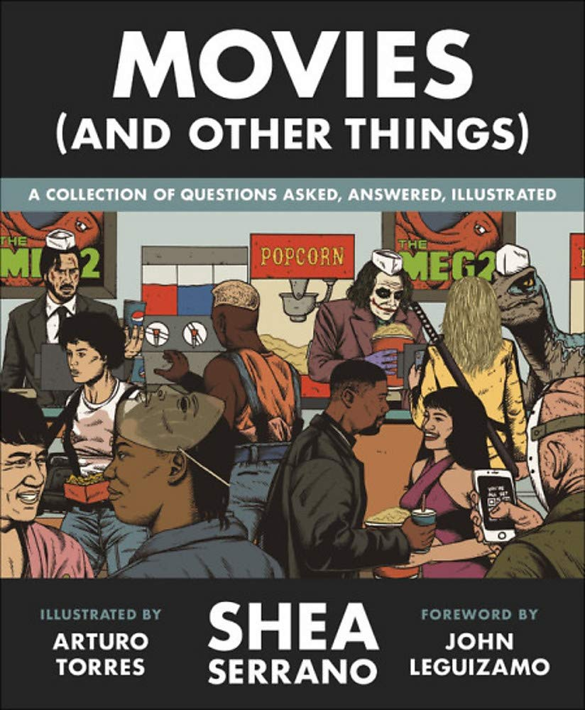 Movies (And Other Things) book cover