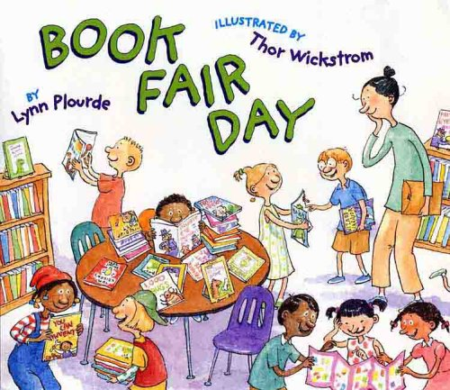Book Fair Day ebook