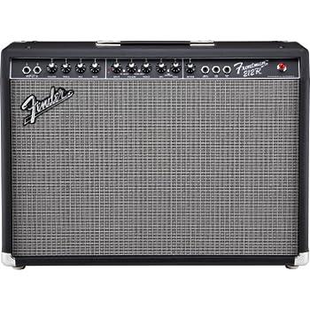 fender frontman 212r 100 watt 2x12 inch guitar combo amp black musical instruments. Black Bedroom Furniture Sets. Home Design Ideas