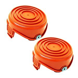Black & Decker GH700/GH750 Replacement (2 Pack) Spool Cover # 90514754-2pk