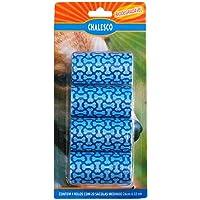 Refil de saquinhos cata caca para Kit Higiene Chalesco Coletor de fezes