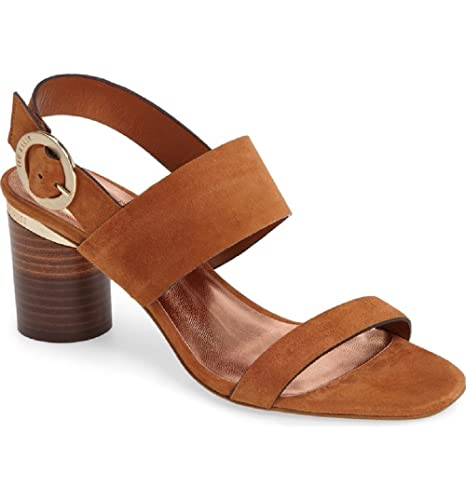 2607bc9c1832b Ted Baker Women s Azmara Sling Back Sandals