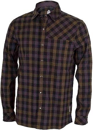 Club Ride Shaka - Camisa de Franela para Hombre