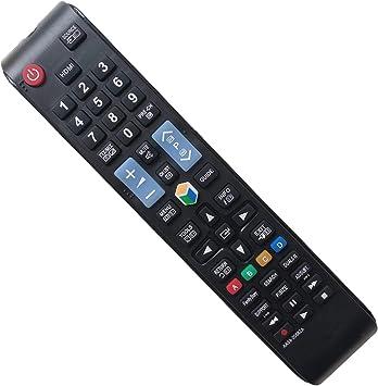 EAESE AA59-00582A Reemplazo Mando a Distancia para Samsung 3D LCD LED Smart TV UE37ES5500 UE37ES5700 UE46EH5300 UE46EH5450 UE46ES5505 Compatible con Todos los Controles Remotos de Samsung TV: Amazon.es: Electrónica