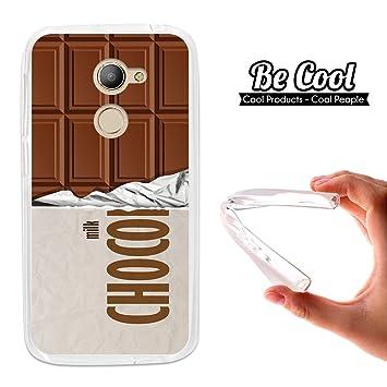 Becool® - Funda Gel Flexible para Vodafone Smart N8, Carcasa ...