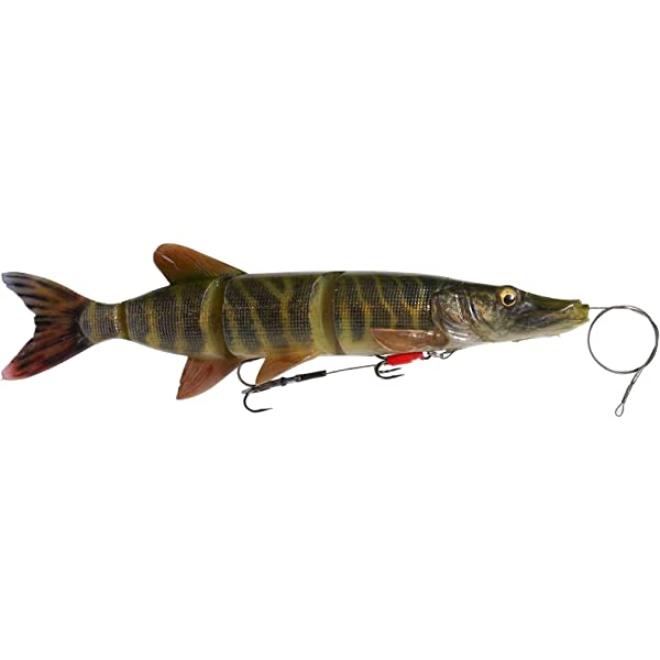 Savage Gear 4D Rattle Trout**3 Sizes**3 Colours**Pike Predator Fishing Soft Lure