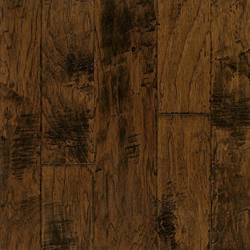 Handscraped Wood Flooring - Armstrong Flooring EMW6303H Artesian Hand-Tooled Hand-Scraped Hardwood