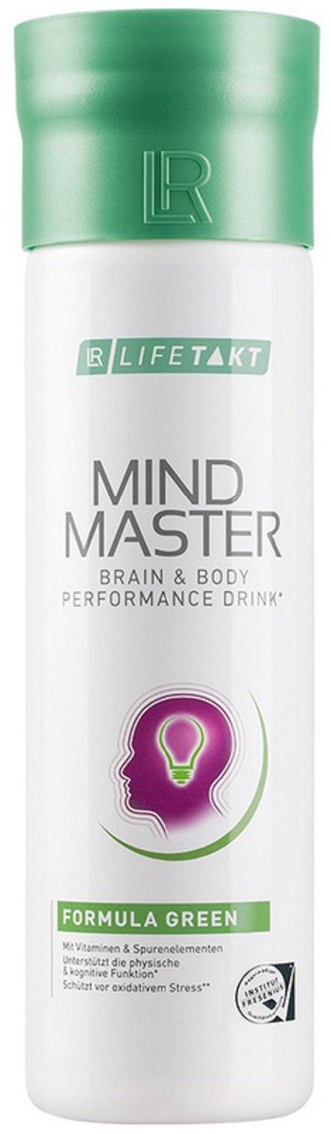 LR LIFETAKT Mind Master Performance Drink Formula Green Supplements 500 ml