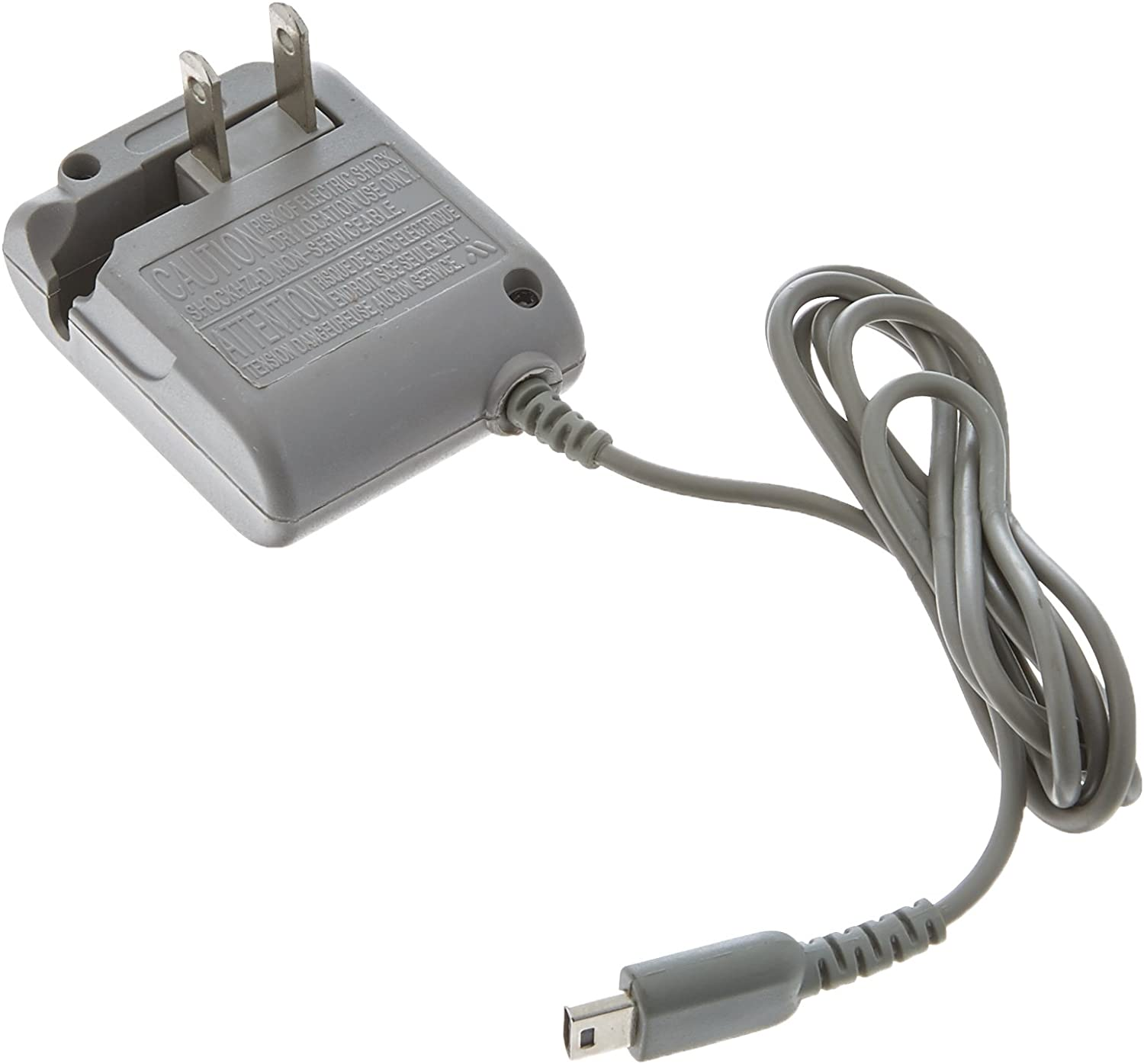 Amazon.com: Flip Travel Charger for Nintendo DS Lite: Video ...