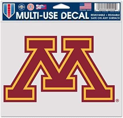 NCAA Multi-Use Colored Decal