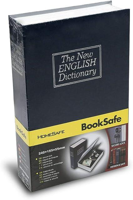 Diccionario desviación libro seguro secreto caja de seguridad ...