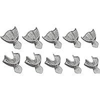 Comdent 30-2522-10 - Bandejas de impresión perforadas (10