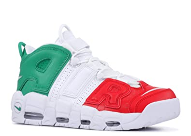 best sneakers afb32 52534 Nike Air More Uptempo  96 Italy QS, Sneakers Basses Homme  Amazon.fr   Chaussures et Sacs