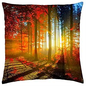 Heating up - Throw Pillow Cover Case (18