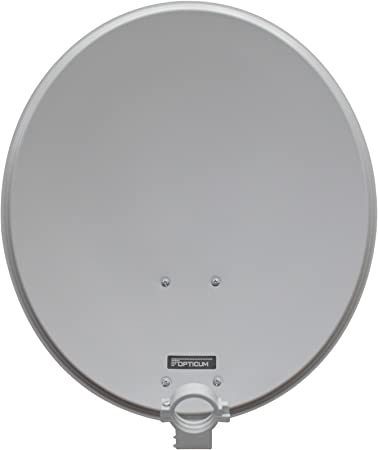 Antena de satélite opticum QA60 de Aluminio (60 cm) de Color ...