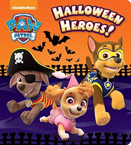 Halloween Heroes! (Paw Patrol) ()