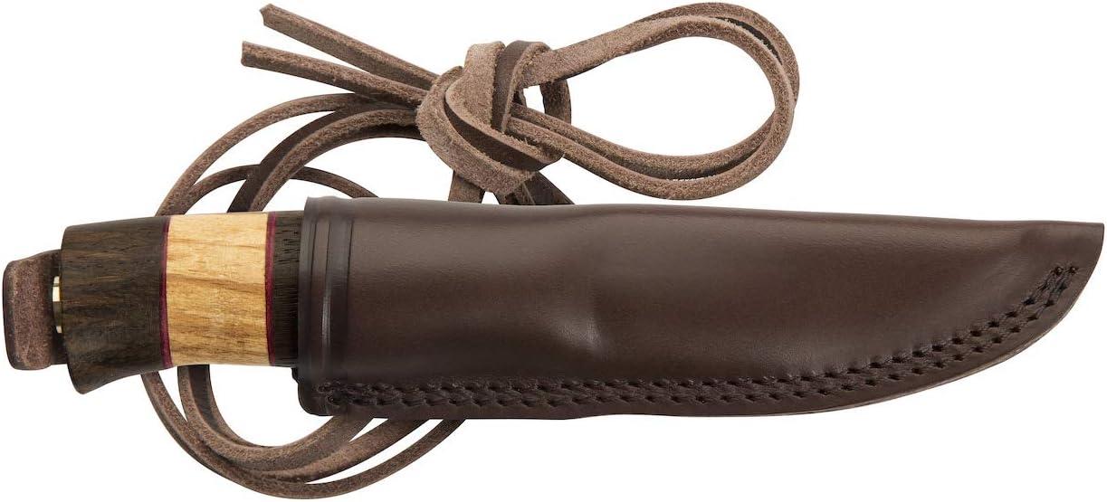 Modelo Algonquin Cuchillo One Size Helle Uni Cintur/ón Cuchillo Multicolor