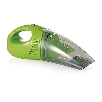 TV Das Original 00283 Cleanmaxx - Aspiradora de mano con batería y sistema de limpieza por agua, color verde lima: Amazon.es: Hogar