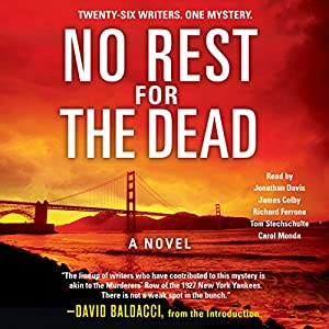 No Rest for the Dead Audiobook
