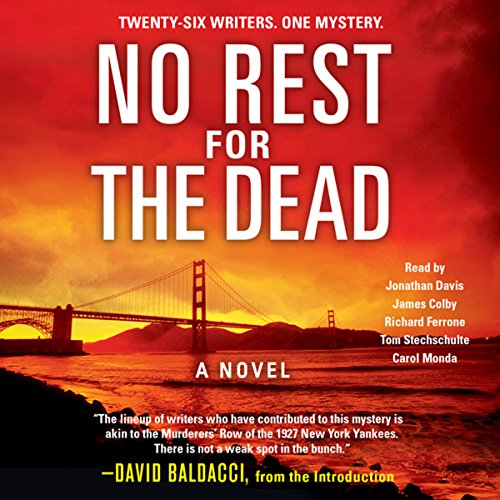 No Rest for the Dead Audiobook [Free Download by Trial] thumbnail
