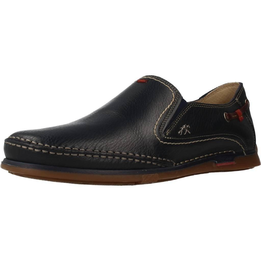 Fluchos Mocasines Para Hombre, Color Negro, Marca, Modelo Mocasines Para Hombre 7580 Negro: Amazon.es: Zapatos y complementos