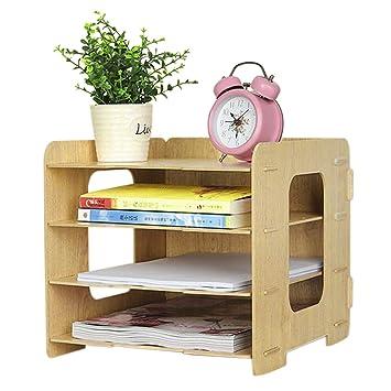 Organizador de escritorio mesa organizador Estantería de ...