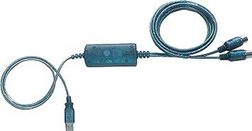 yamaha ux16. yamaha ux-16 usb-midi cable ux16 amazon uk