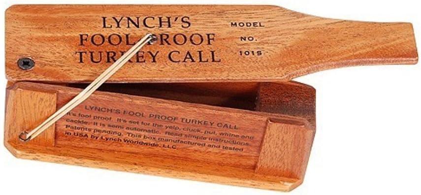 M.L Lynch Fool Proof Box Turkey Call