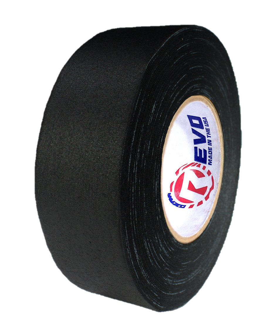 REVO Premium Professional Gaffers Tape (2'' x 60 yds) MADE IN USA (BLACK GAFFERS) Camera Tape-Better than Duct Tape (Available in Black, Blue, Brown, Gray, Green, Red, White, Yellow) SINGLE ROLL
