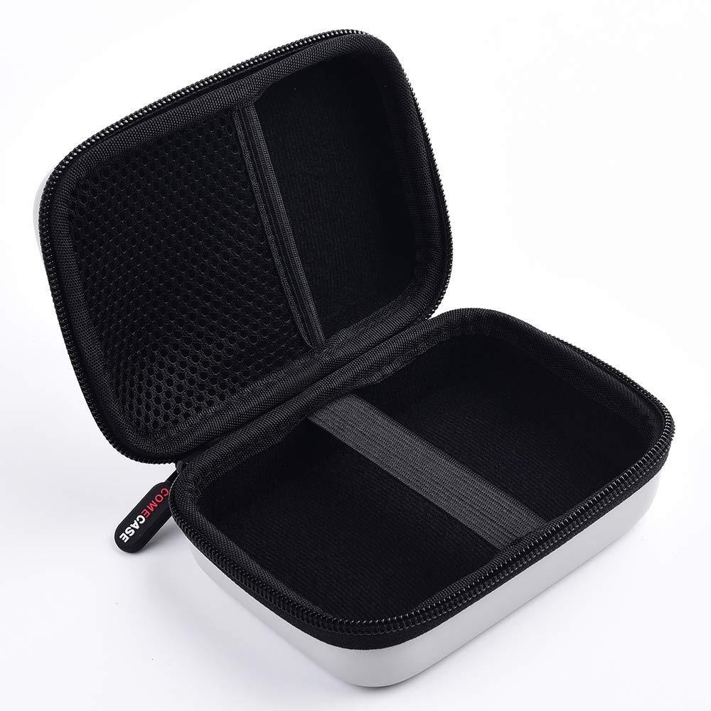 Pochette de Porte-baladeur Portable Convient /également /à la Cassette aux /écouteurs au c/âble USB convertisseur MP3 /Étui de Transport Rigide pour convertisseur de Lecteur de Cassettes USB