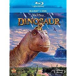 Dinosaur (Blu-ray + DVD) [Importado]