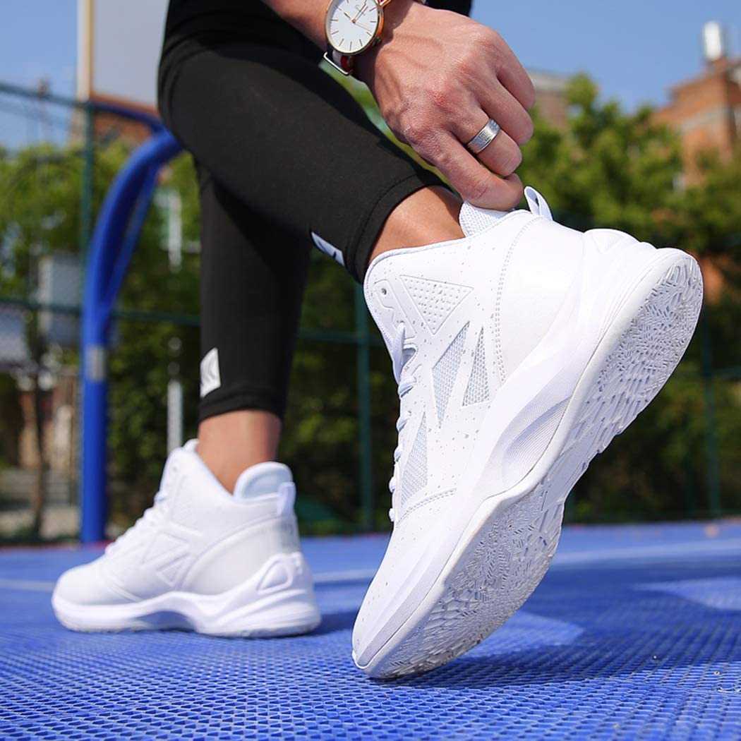 Beita High Upper Basketball Shoes Sneakers Men Breathable Sports Shoes Anti Slip