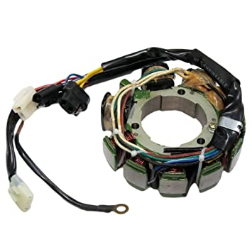 61YSRvM5r1L._SY355_ amazon com caltric stator fits arctic cat zr 500 580 600 efi le arctic cat 2002 zr 600 wiring diagram at crackthecode.co