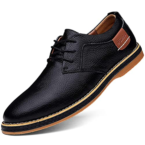 Amazoncom Cosidram Mens Oxfords Business Casual Genuine