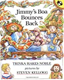 Jimmy's Boa Bounces Back, Trinka Hakes Noble, 0140546545