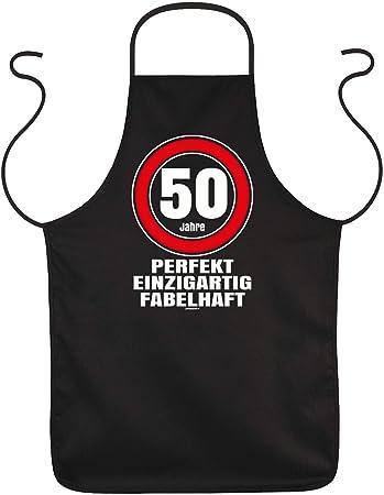 50 Geburtstag Koch Schürze Geschenk Idee Sprüche Schürze