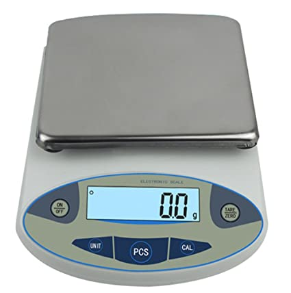 Large Range Lab Digital Precision Analytical Electronic Balance Lab Scale Precision Jewelry Scales Kitchen Precision Weighing