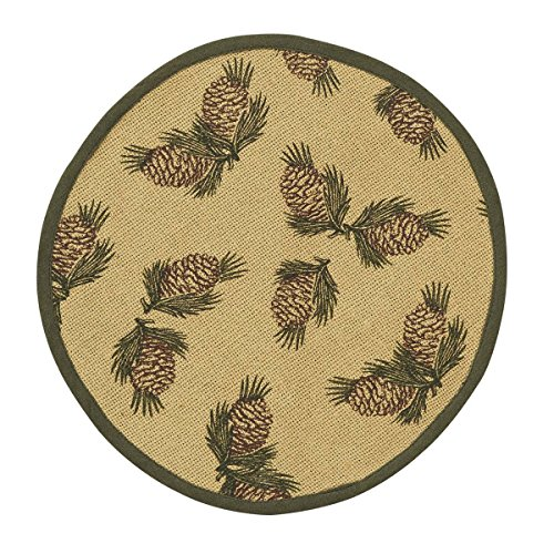 pine cone placemats - 9
