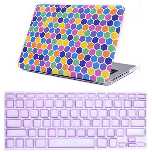 HDE MacBook Designer Keyboard Honeycomb
