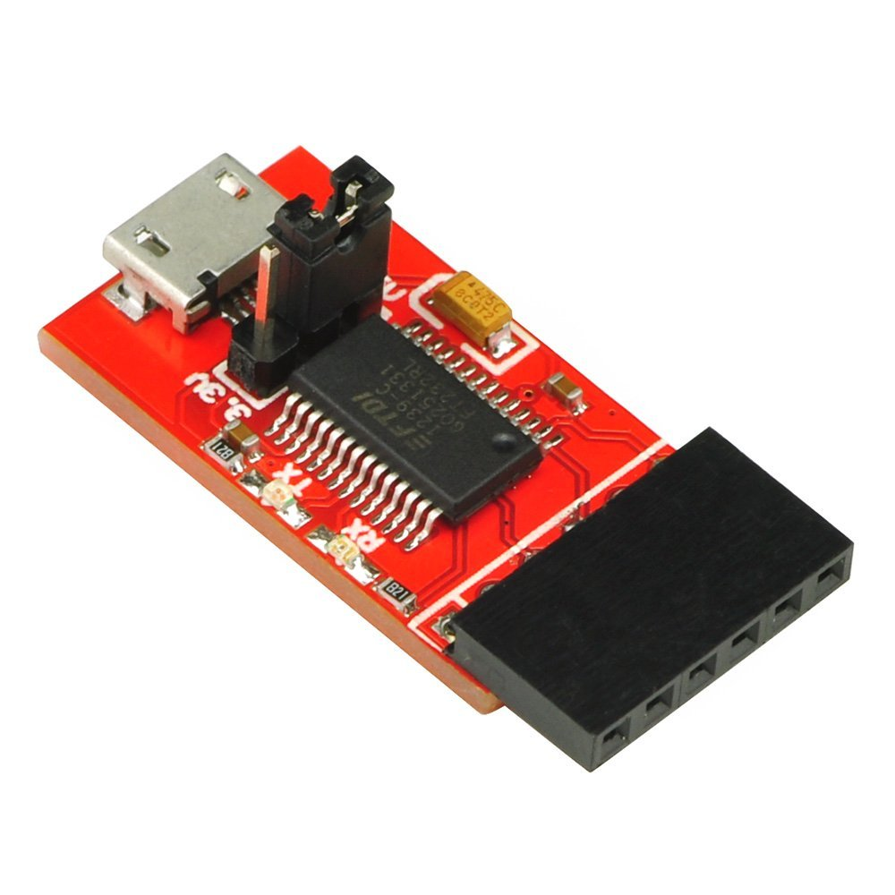 Micro Usb Ftdi Basic Breakout Module For Arduino 33v 5v Mini Pinout Additionally Diagram On Computers Accessories