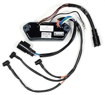 Amazon com : New Johnson Evinrude Power Pack CDI 60 70 75 HP