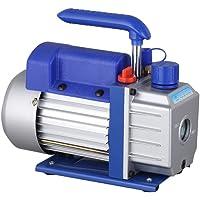 HanSemay - Bomba de vacío profesional, 1,8 l/s (2,5 cfm), 180 W (1/4 hp), para aire acondicionado, refrigeración, bajo ruido