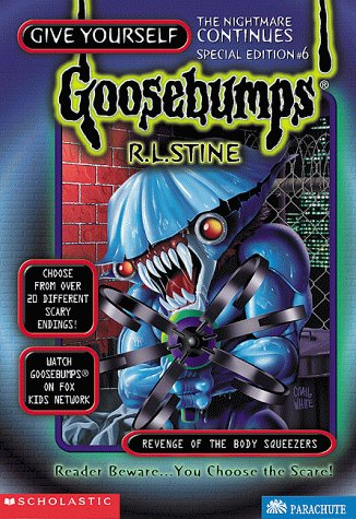 Trick or. Trapped! (give yourself goosebumps special edition, no.